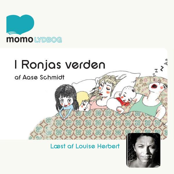 aase schmidt – I ronjas verden (lydbog) på bogreolen.dk