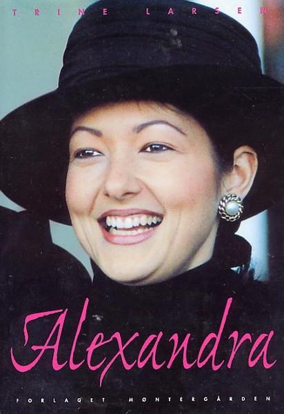 Image of   Alexandra (Lydbog)