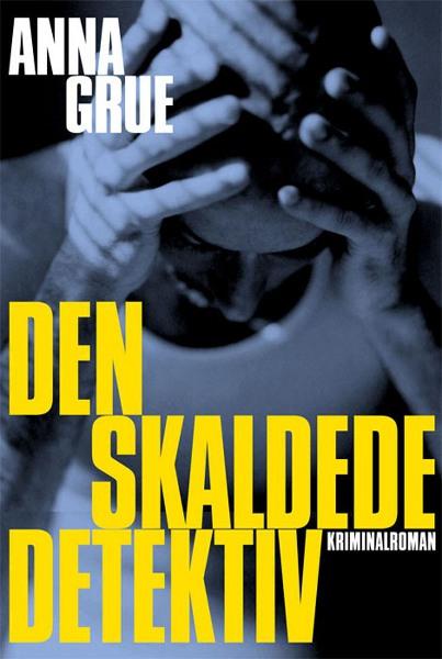 Image of Den skaldede detektiv (Lydbog)