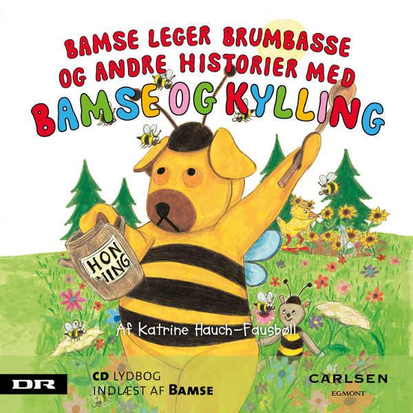 Bamse 7 - bamse leger brumbasse (lydbog) fra katrine hauch-fausbøll fra bogreolen.dk