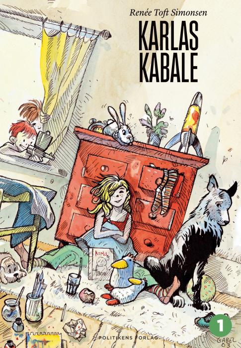 renée toft simonsen – Karlas kabale (lydbog) på bogreolen.dk