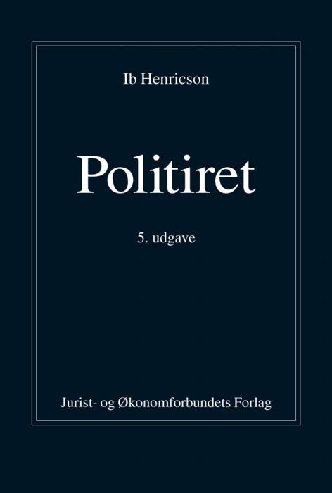 ib henricsson – Politiret (e-bog) på tales.dk