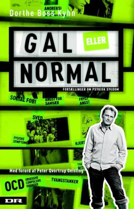 Gal eller normal (e-bog) fra dorthe boss kyhn fra bogreolen.dk