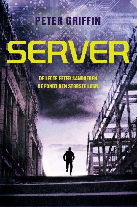 Server (e-bog) fra peter griffin fra bogreolen.dk
