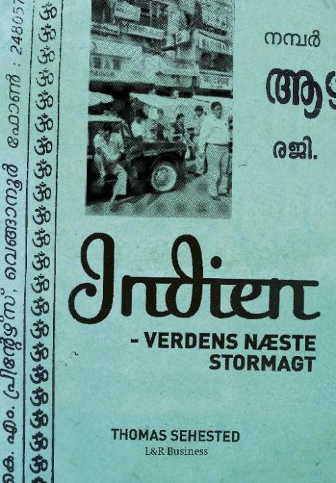 thomas sehested – Indien - verdens næste stormagt (e-bog) fra bogreolen.dk