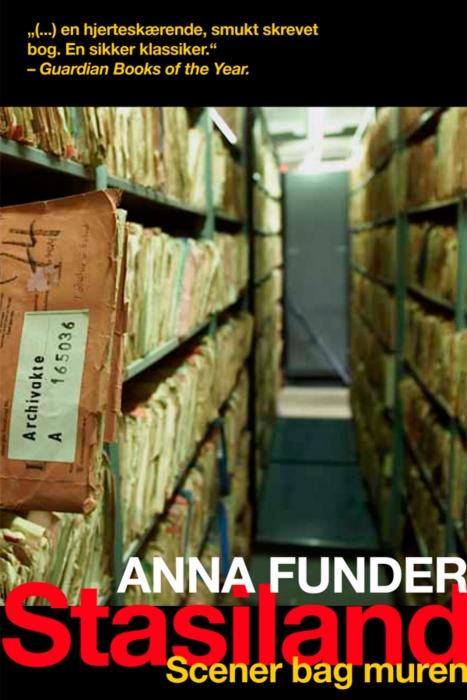 anna funder Stasiland (e-bog) på bogreolen.dk