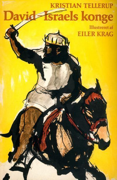 kristian tellerup David - israels konge (lydbog) på bogreolen.dk