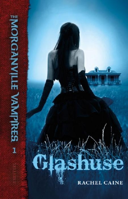 rachel caine The morganville vampires #1: glashuse (lydbog) fra bogreolen.dk