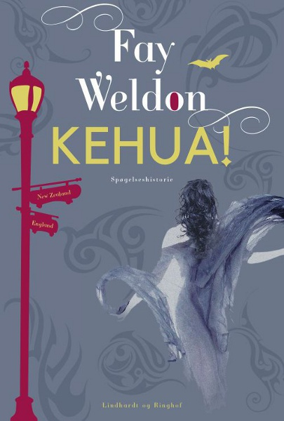 Kehua! (lydbog) fra fay weldon på bogreolen.dk