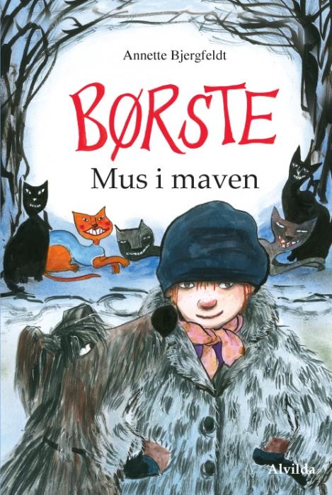Image of Børste (2): Mus i maven (E-bog)