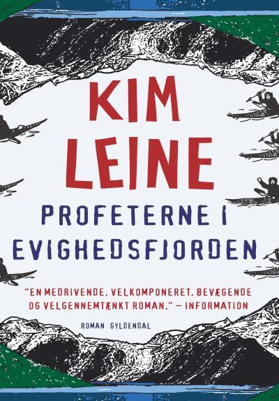 kim leine – Profeterne i evighedsfjorden (lydbog) fra bogreolen.dk