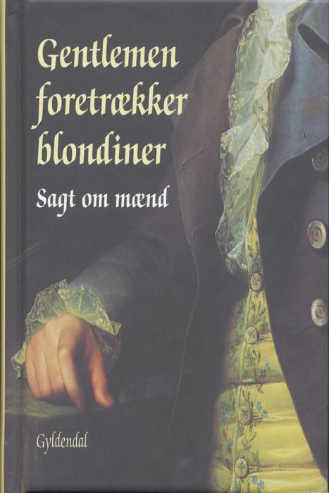 Gentlemen foretrækker blondiner (e-bog) fra peter legård nielsen på bogreolen.dk
