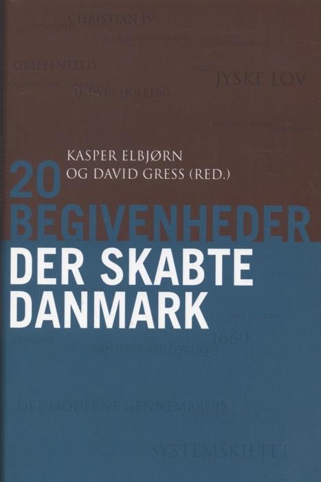 Image of   20 begivenheder (E-bog)