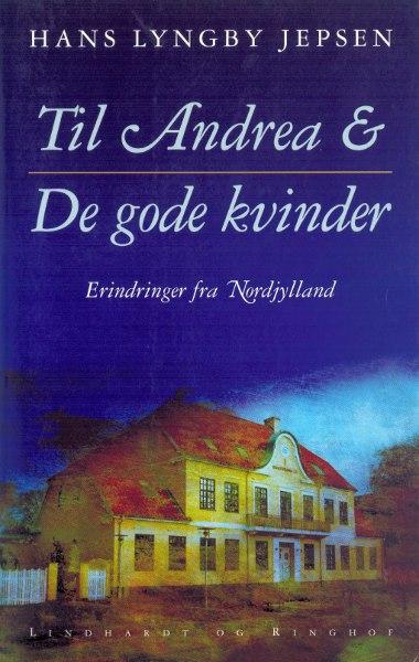 Image of   Til Andrea (Lydbog)