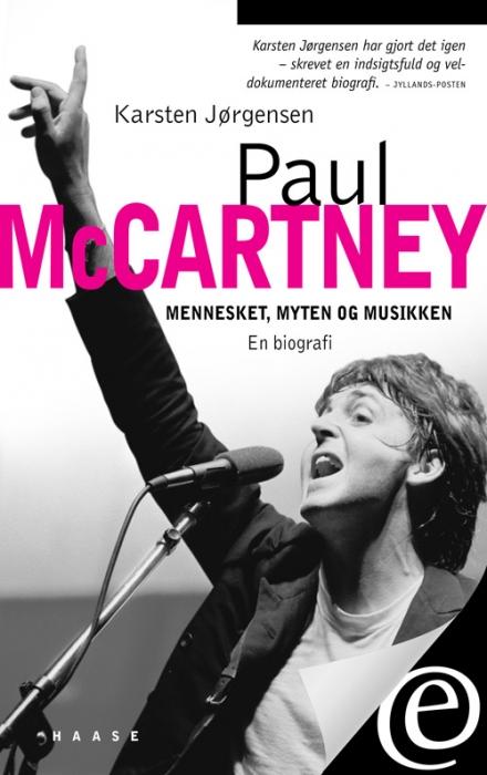Paul mccartney. mennesket, myten og musikken (e-bog) fra karsten jørgensen fra bogreolen.dk