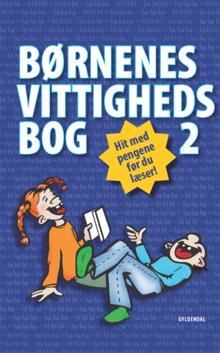 sten wijkman kjærsgaard Børnenes vittighedsbog 2 (e-bog) på bogreolen.dk