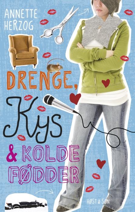 annette herzog – Drenge, kys og kolde fødder (e-bog) på bogreolen.dk