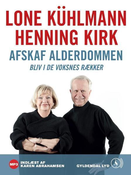 Image of   Afskaf alderdommen (Lydbog)