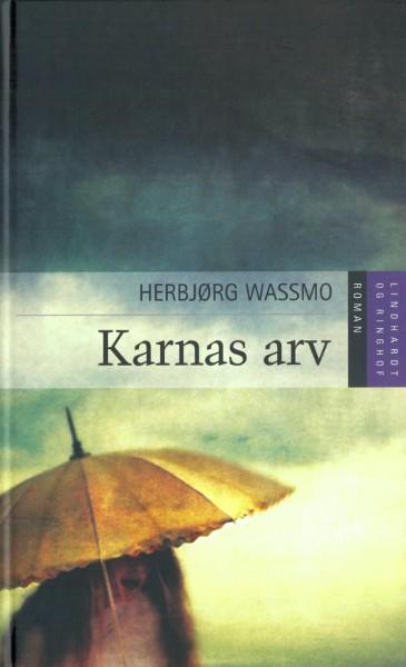 herbjørg wassmo – Karnas arv (lydbog) på bogreolen.dk