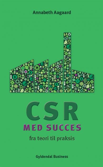 Image of CSR med succes (E-bog)