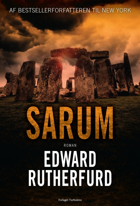 edward  rutherfurd Sarum (e-bog) fra bogreolen.dk