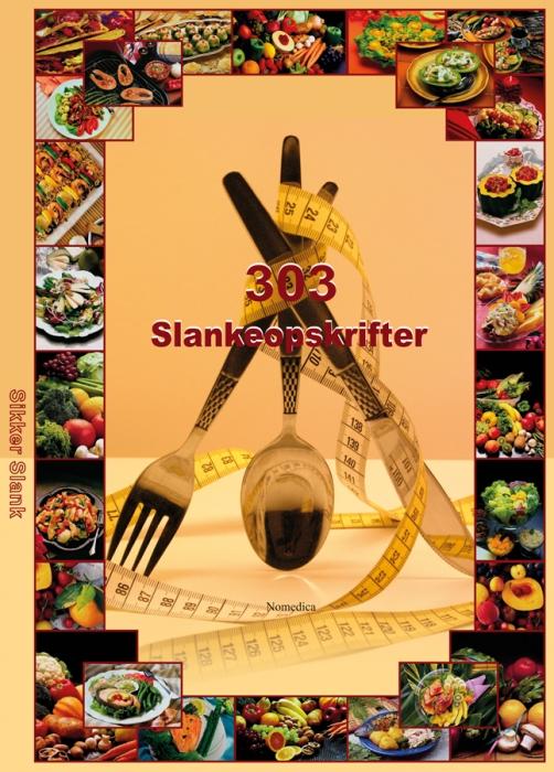 Image of   303 slankeopskrifter (E-bog)