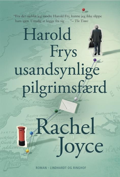 rachel joyce Harold frys usandsynlige pilgrimsfærd (e-bog) fra bogreolen.dk
