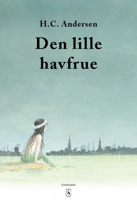h. c. andersen Den lille havfrue (e-bog) fra bogreolen.dk