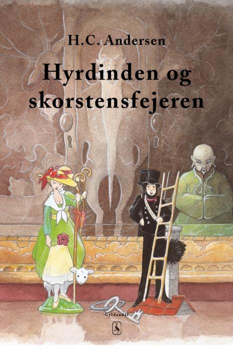 h. c. andersen Hyrdinden og skorstensfejeren (e-bog) fra bogreolen.dk