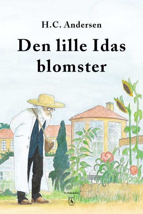 Den lille idas blomster (e-bog) fra h. c. andersen på bogreolen.dk