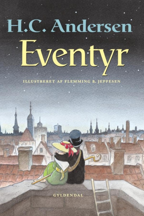 h. c. andersen – Eventyr (e-bog) fra bogreolen.dk