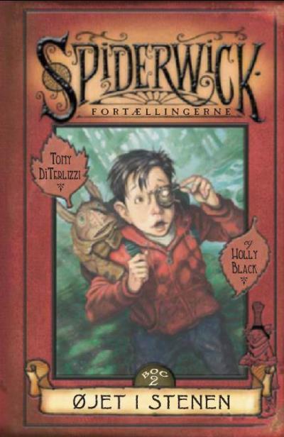 holly black – Spiderwickfortællingerne 2 - øjet i stenen (lydbog) på bogreolen.dk