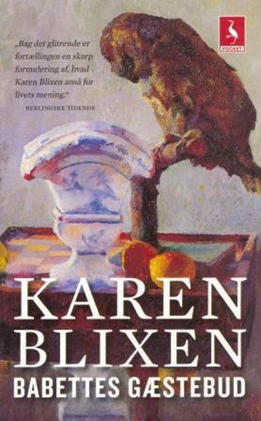 karen  blixen – Babettes gæstebud (lydbog) fra bogreolen.dk