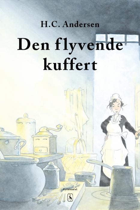 h. c. andersen – Den flyvende kuffert (e-bog) på bogreolen.dk