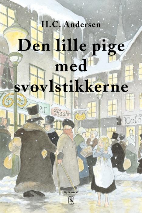 h. c. andersen Den lille pige med svovlstikkerne (e-bog) fra bogreolen.dk