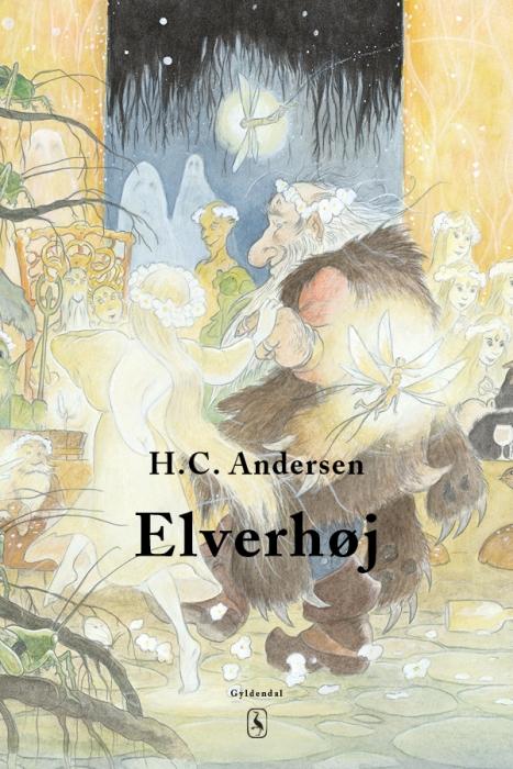Elverhøj (e-bog) fra h. c. andersen fra bogreolen.dk