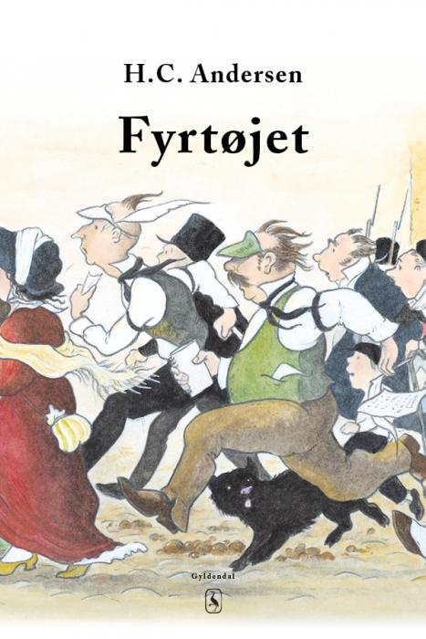 Fyrtøjet (e-bog) fra h. c. andersen fra bogreolen.dk