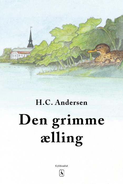 h. c. andersen Den grimme ælling (e-bog) fra bogreolen.dk