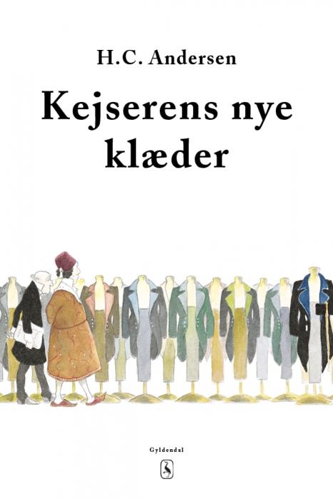 Kejserens nye klæder (e-bog) fra h. c. andersen på bogreolen.dk