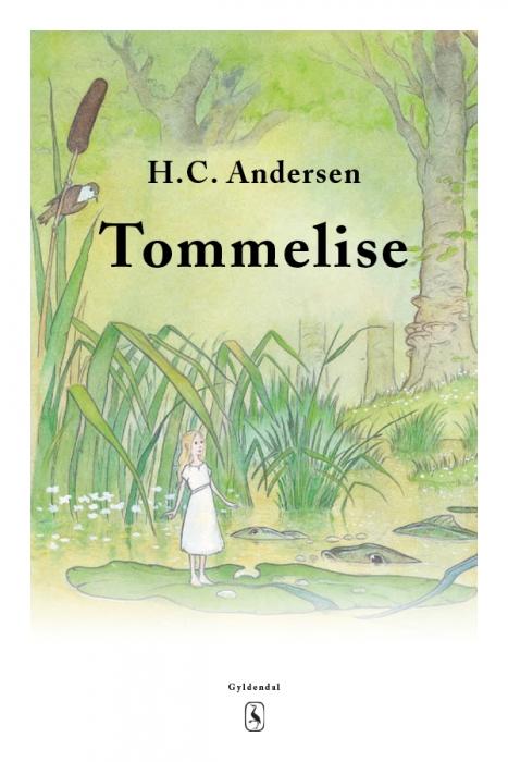 h. c. andersen – Tommelise (e-bog) fra bogreolen.dk
