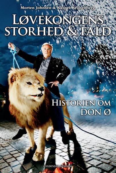 Løvekongens storhed og fald (lydbog) fra kasper  kronenberg fra bogreolen.dk