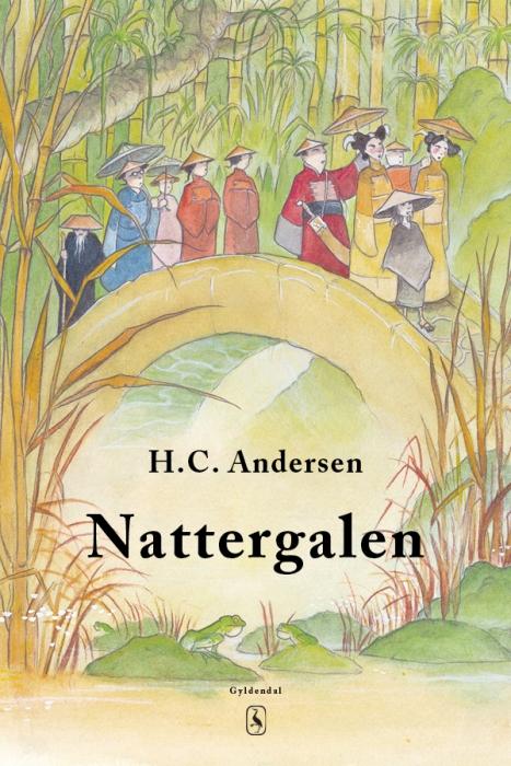 h. c. andersen – Nattergalen (e-bog) fra bogreolen.dk