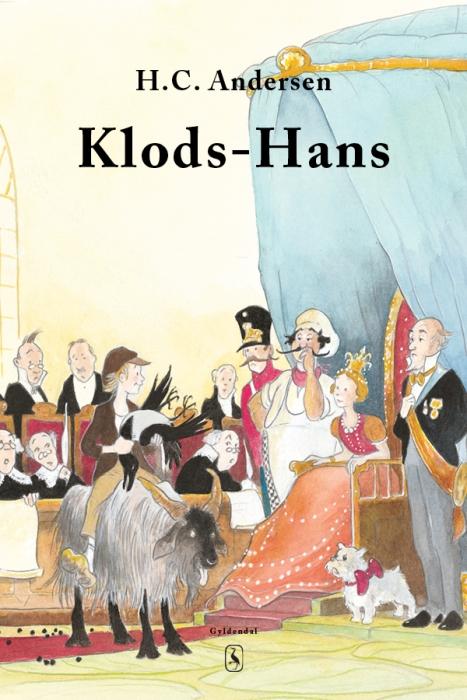 h. c. andersen Klods-hans (e-bog) på bogreolen.dk