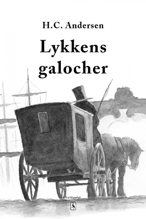 h. c. andersen – Lykkens galocher  (e-bog) på bogreolen.dk