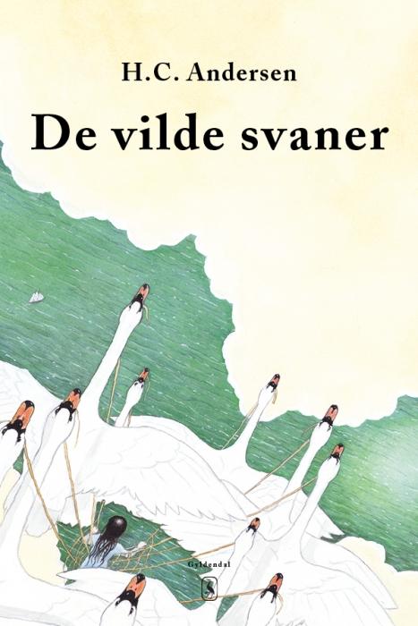 h. c. andersen De vilde svaner (e-bog) på bogreolen.dk