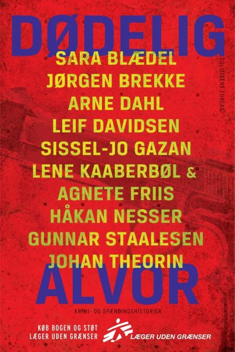 arne dahl – Dødelig alvor (e-bog) fra bogreolen.dk