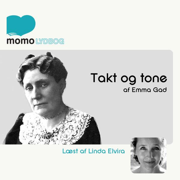 emma gad Takt og tone (lydbog) fra bogreolen.dk