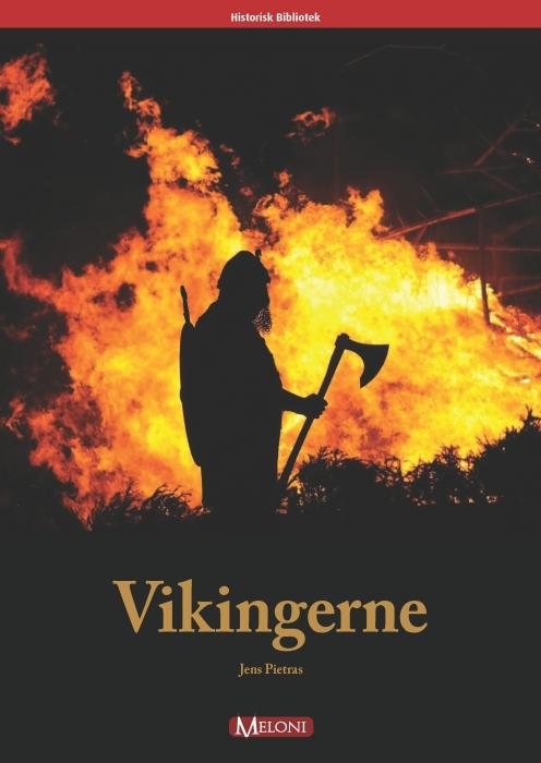 Vikingerne (e-bog) fra jens  pietras på bogreolen.dk