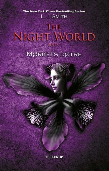 l. j. smith – The night world #2: mørkets døtre (lydbog) fra bogreolen.dk