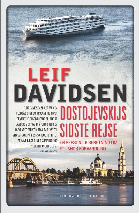 leif davidsen – biographies